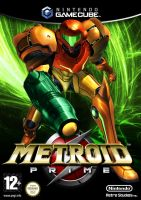Metroid Prime Boxart by SirRidley
