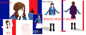 Fem. France DOWNLOAD by Ringtail14