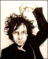 tim burton by mousse-tache
