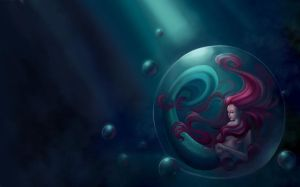 Mermaid egg remake by AleAngel