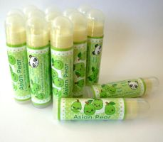 Asian Pear Lip Balm by The-Cute-Storm