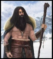 Beorn, the skin-changer by Enthing