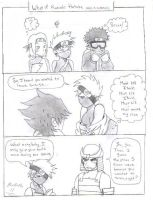 What if Kakashi vertion by Bellette