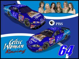 Celtic Woman Racing by JRRacing64