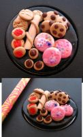 Cookie Plate by SarahRose