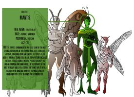 Casefile: Mantis by Silvre