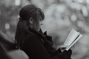 Reader by michu3