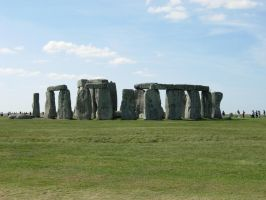 295 - Stonehenge by WolfC-Stock