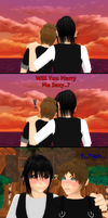 :: Will You Marry Me :: :Saxiji: by sophloulou