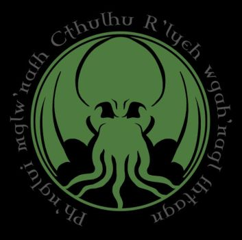 Cthulhu Fhtagn by ApocalyptopiaDesigns