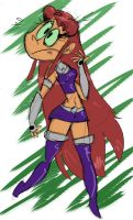 lol starfire what by kanoomoo