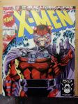 X Men 1 Magneto Acrylic Painting By Gr4phik- by Gr4phik