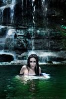 Sylvia Waterfall 04 by MeetMeAtTheLake2Nite