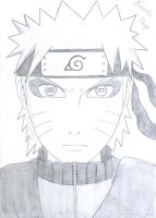 Naruto: Naruto sage picture by cinkoslaw90