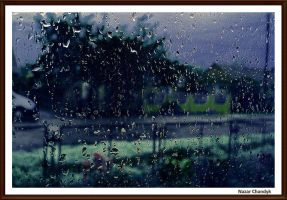 outside the rain! Landscape after the rain! by nazarkonumberone1