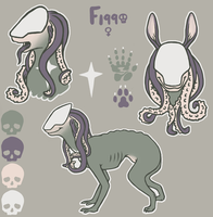 My Ugly Fursona by FigBeater