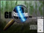 Grass Brush for GIMP SET 1 by FrostBo