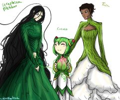 Mothers of Nature by HezuNeutral