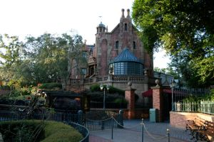 MK Haunted Mansion 59 by AreteStock