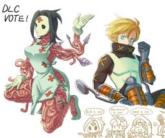 Ileum and Leduc etc by mask-seaslug