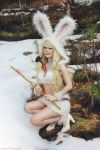 Cottontail Teemo Cosplay - League of Legends by TineMarieRiis