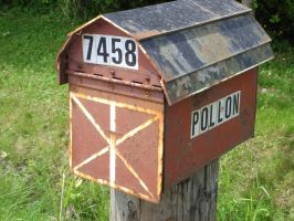 Mailbox Stock - 2 by shesta713