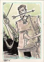 walking dead- Daryl by SpencerPlatt