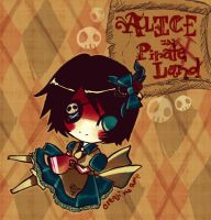 Alice in Pirate Land by orenji-no-ame