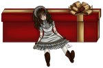 A Christmas Gift (December EGL Banner Submission) by Secret-Duckie