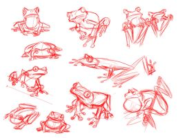 Tree Frogs01 by TR-the-Animator