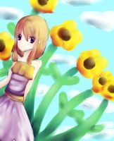 Sun Flowers by Browniex