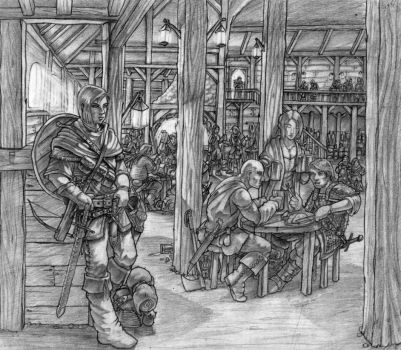 The Tavern 2 by Taaks