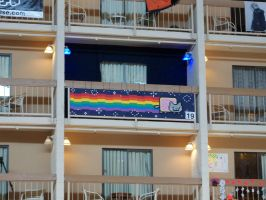 NDK 2011 - Balcony 19 by TaintedTamer