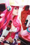 Arcade Miss Fortune Cosplay  - League of Legends by KawaiiTine