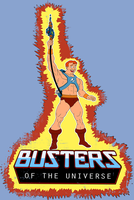Busters of the Universe by GhostbustersNews