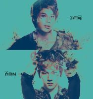 Falling Ver.A by limit73er