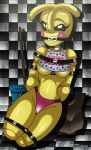 Toy Chica Captured by XJKenny