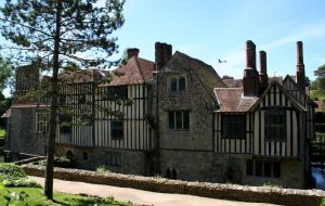 Ightham Mote 24 by OghamMoon