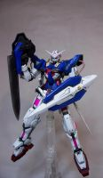 Exia, photobooth test by GlauG