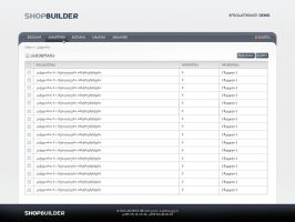 Adspay Shopbuilder Admin | Category Page by ZincH21