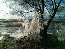 Ice formations by Atlantis-devil