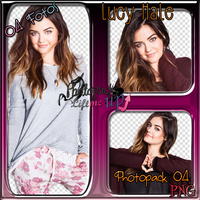 Photopack 04 PNG Lucy Hale by PhotopacksLiftMeUp