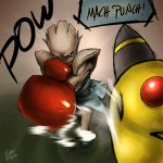 Mach Punch by the-speed-demon