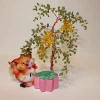 A squirrel tree by Spirit-of-Laharah