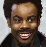 Chris Rock by porojj