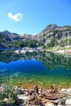 The Blue Waters of Lake Mary by mjohanson