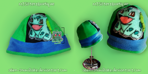 Pokemon Bulbasaur Hat