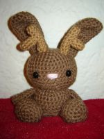 Yup, It's a Jackalope by Ginger-PolitiCat