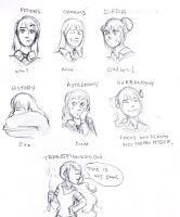 Admoneo: Class Expressions by InkedDen