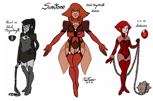 Sunstone by TariToons